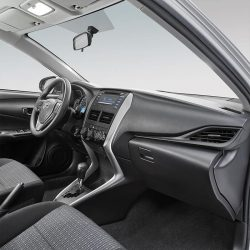 Yaris Sedán 2018 Interior