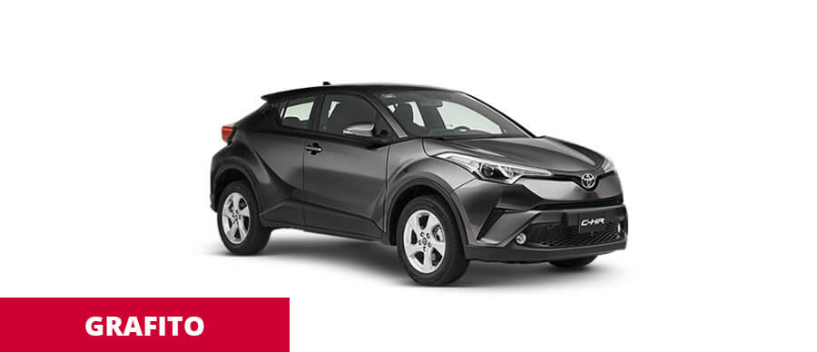C-HR Grafito