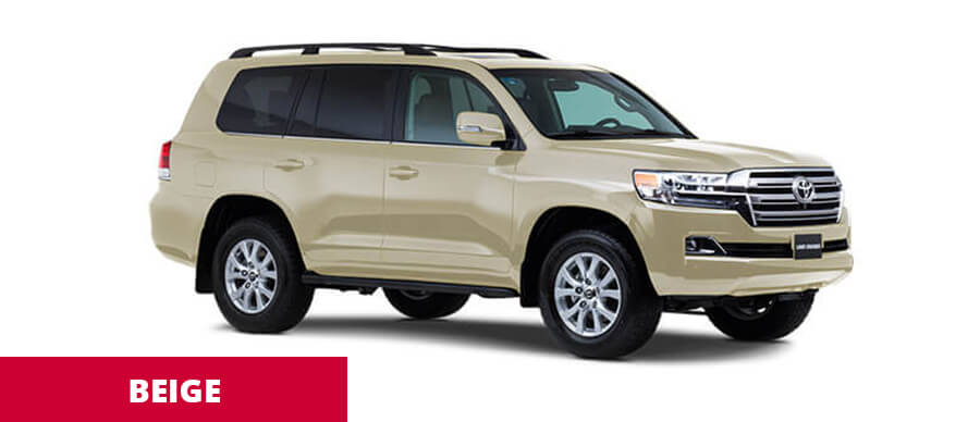 Land Cruiser Beige