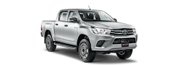 Toyota Hilux Doble Cabina Base